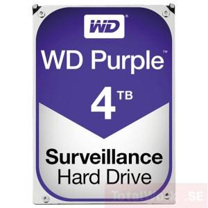 Hårddisk WD Purple 4TB